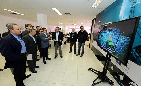 Prefeitura e Fieb discutem ações para impulsionar desenvolvimento em Salvador